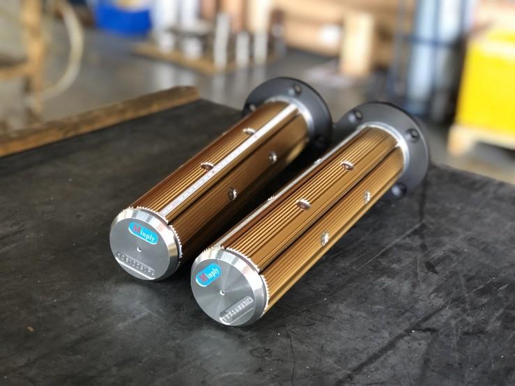 板片式氣壓軸氣脹軸(鋼六片)|正岡卷對卷機械製造公司