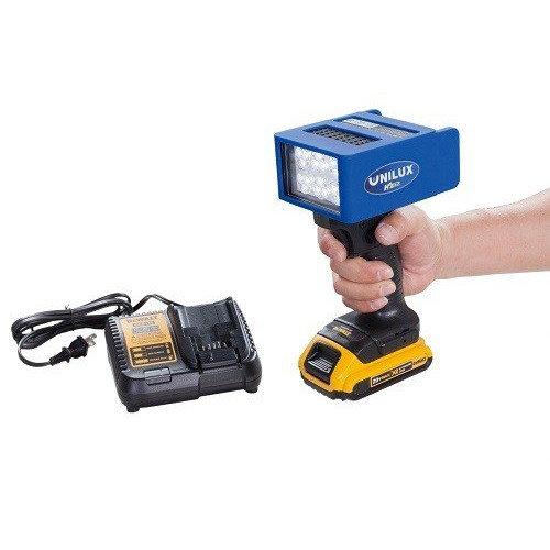 UNILUX 手持式同步閃光儀 LED-3 LED-9